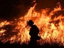 Nou incendiu la groapa de gunoi a Sighişoarei