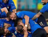 EURO 2020: Italia – Elveția, 3-0. Squadra Azzurra, în optimi