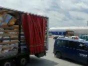 Constanța: Mărfuri bănuite că ar fi contrafăcute, confiscate de Garda de Coastă