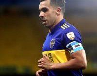 Carlos Tevez părăseşte clubul Boca Juniors: Cariera mea în Argentina s-a încheiat