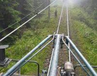 Continuă problemele pe calea ferată: Locomotive defecte și fire de contact rupte