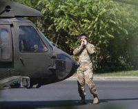 Ministrul de Interne: Echipajul elicopterului a constatat o defecțiune tehnică   AUDIO