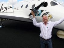 Print-un zbor istoric, miliardarul Richard Branson a dat startul turismului spațial