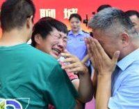 China: Un tată și-a regăsit fiul, răpit în urmă cu 24 de ani