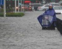 Centrul Chinei, devastat de inundații   VIDEO
