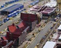 Restructurări la Şantierul Naval Mangalia