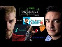 #CryptoVineri 29 – THORChain atacat, BITCOIN DEFI by Twitter și Cardano aproape de SMART CONTRACTS