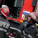 Incendiu într-o sală de operație a SJU Constanța