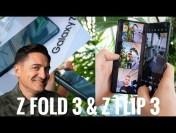 SAMSUNG Z FOLD 3 & Z FLIP 3 – Tot ce trebuie să știi