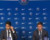 Leo Messi, prezentat oficial la Paris Saint Germain   VIDEO