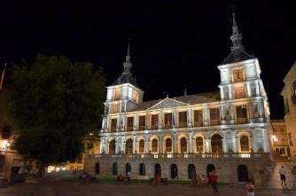 Toledo by night 17