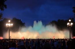 Magic fountain Montjuic 07