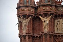 Arcul de Triumf din Barcelona 08