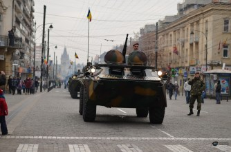Parada militara 1 decembrie Iasi 04
