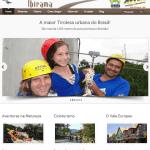 Site Tirolesa Ibirama