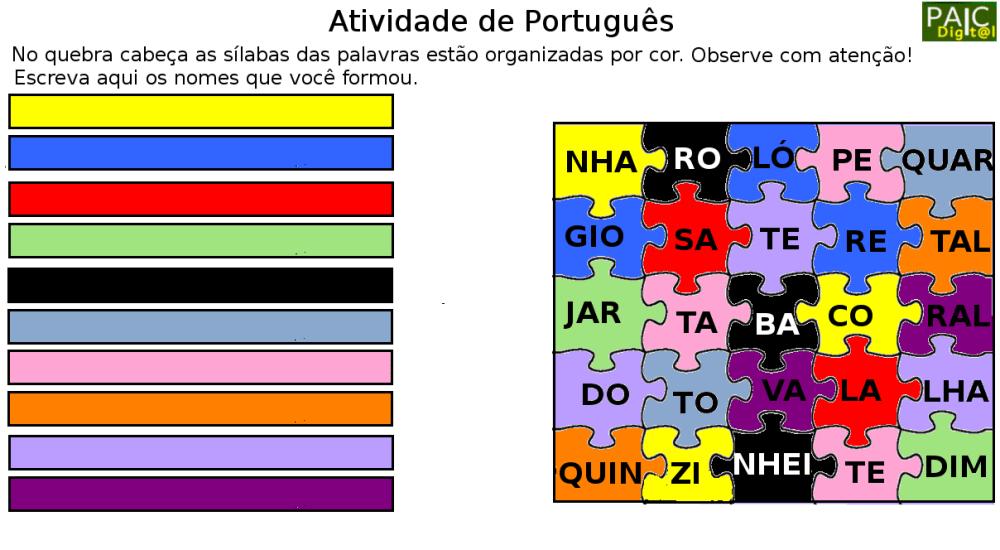 Português (2/6)