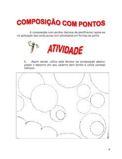 Atividades ARTES ensino fundamental exercicios imprimir (8)