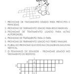 Atividades sobre pronomes para  3°, 4° e 5° ano para imprimir