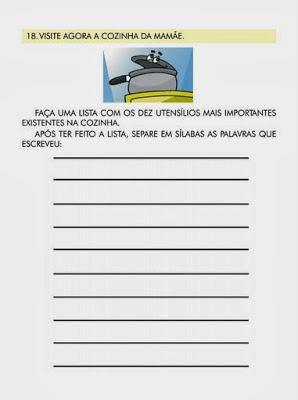 exercicios de portugues producao de texto