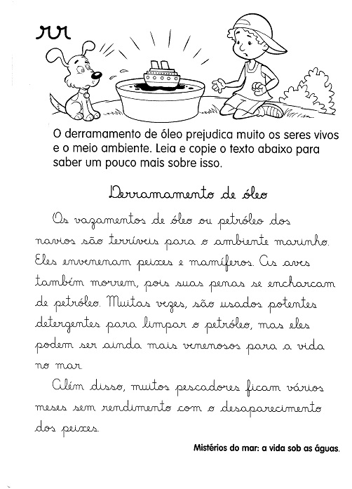 TEXTOS PARA DITADO