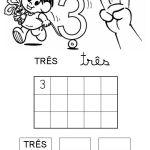 ATIVIDADES COM NUMERO 3 PARA EDUCAÇÃO INFANTIL