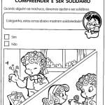 ATIVIDADES SOBRE BOAS MANEIRAS