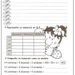 ATIVIDADES DE COMPOR E DECOMPOR NÚMEROS