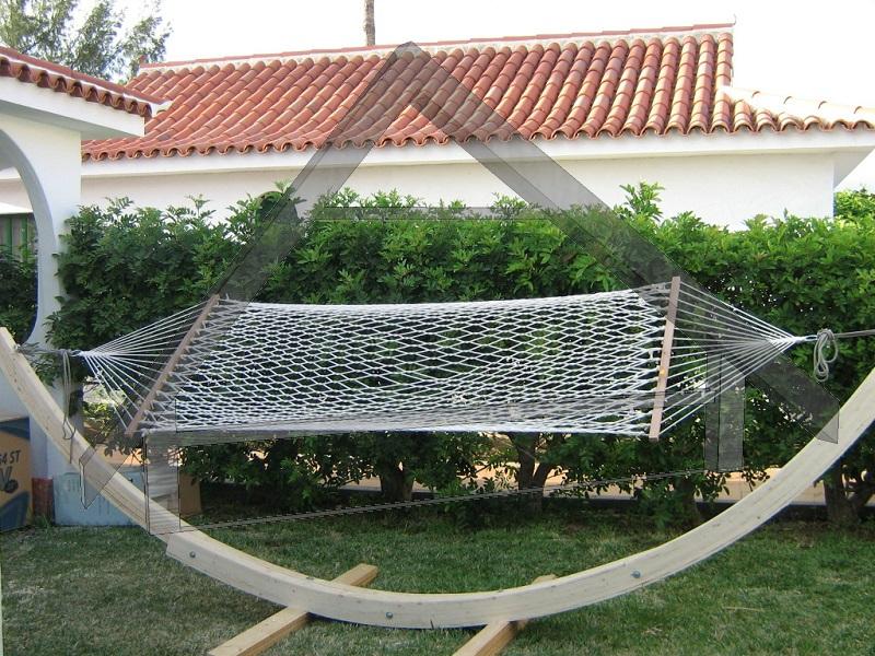 Mobiliário de jardim jamaca - AtiWood