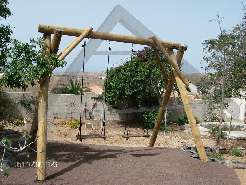 Columpio muebles de jardin - Atiwood