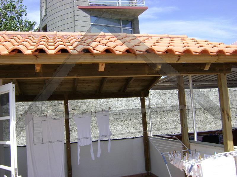 Decke in Arguineguin - AtiWood