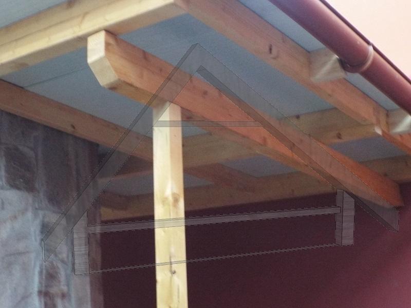 Pine wood ceiling - AtiWood