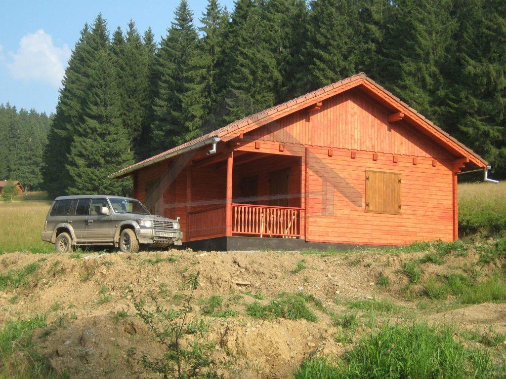 Casa de vacacione - AtiWood