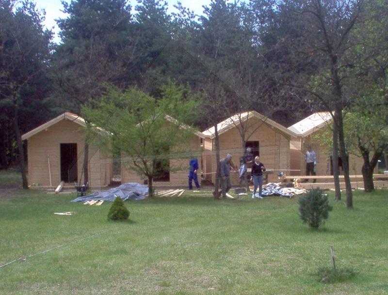 camping de madera - AtiWood