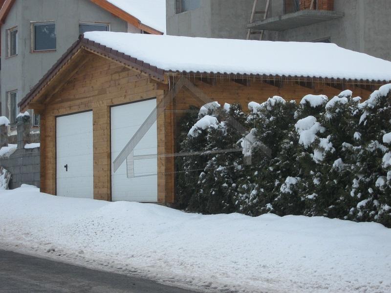 doble garaje - AtiWood