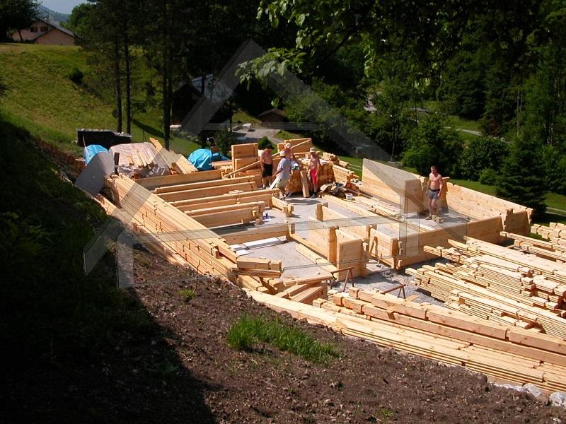 alloggiamento casa di legnod - AtiWood