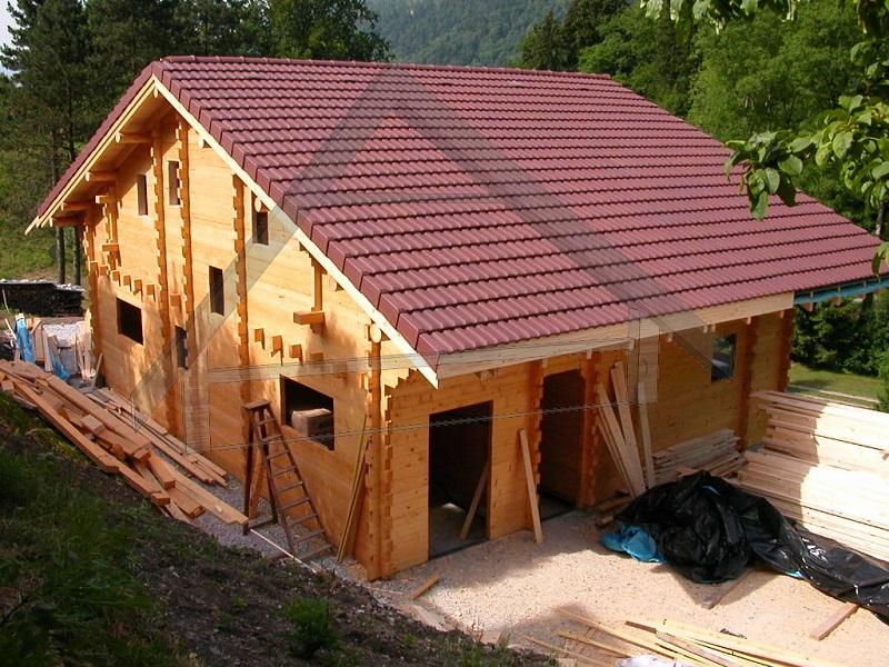 habitação casa de madeira - AtiWood