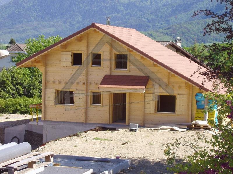 Casas de madera verano - AitWood