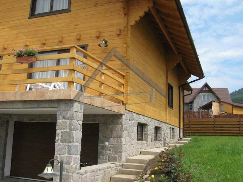 Casa de madeira ecológica - AtiWood