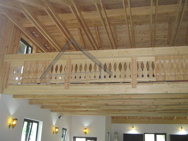 sótão madeira - AtiWood