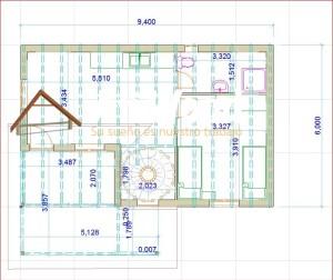 casa de madera prefabricada planta baja - AtiWood