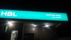 HABIB BANK CITY BRANCH ATTOCK