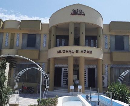 MUGHAL E AZAM HALL ATTOCK