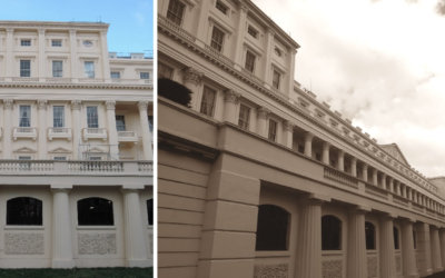 John Nash's influence on London's Regency architecture