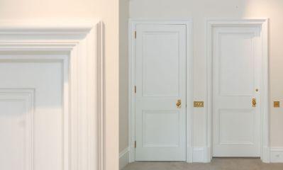 Lennox Victorian Doors double detail 1