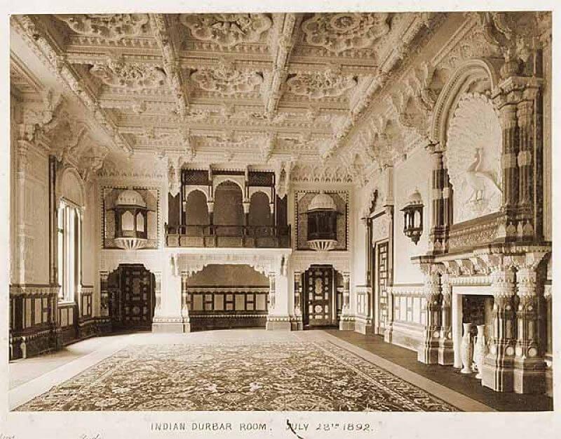 Osborne House Victorian Oriental style
