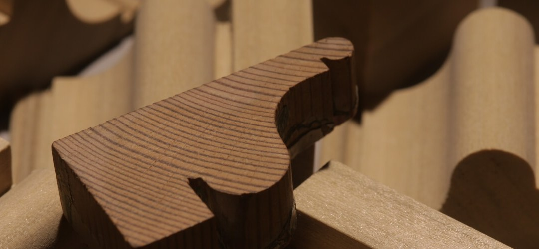 Architectural Mouldings,  Born of Necessity