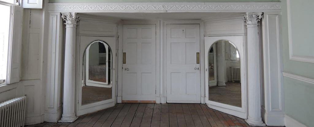 Repair, Restore or Replace Your Period Door