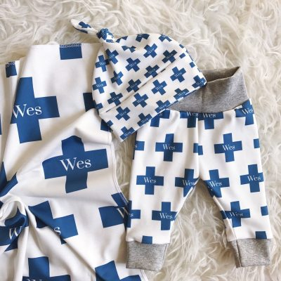 Baby Name Newborn Essentials
