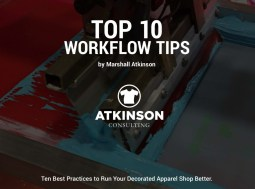 Top 10 Workflow Tips by Marshall Atkinson
