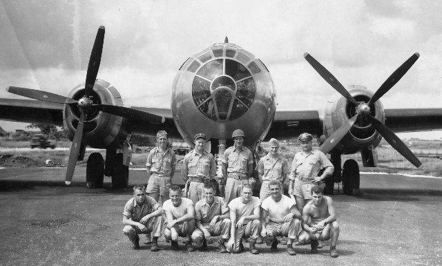 R.Stickney's Crew